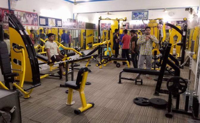 Warsi Health Care Gym Apna Sambhal