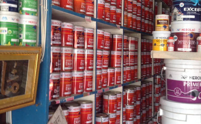 Hindustan Paints and Hardware Store