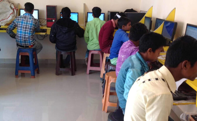 IGM Computer Center Apna Sambhal
