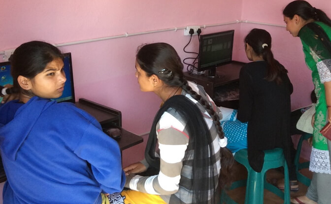 British Academy Computer Center Apna Sambhal